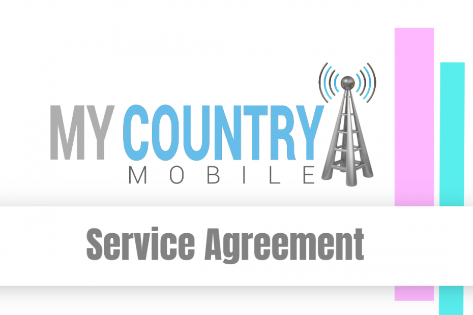 Service Agreement - My Country Mobile